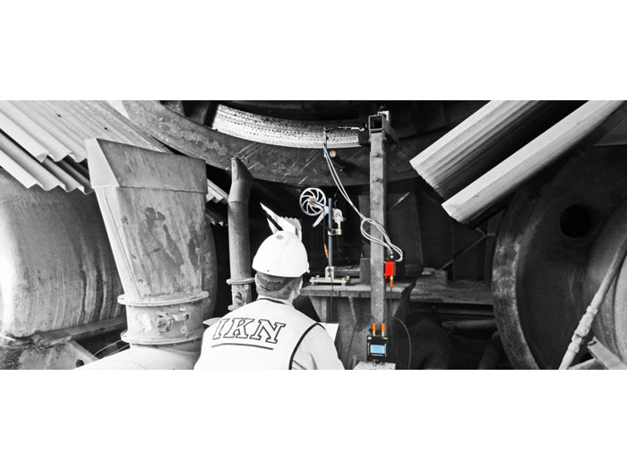 Měření a ustavení rotačních zařízení